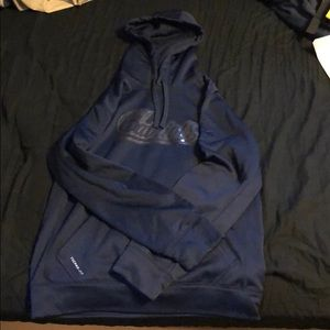 Nike New England Patriots therma fit hoodie